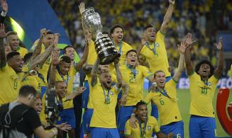 A Copa América ocorrerá entre os dias 13 de junho e 10 de julho, com a participação de 10 seleções divididas em dois grupos. Imagem: (Agência Brasil)