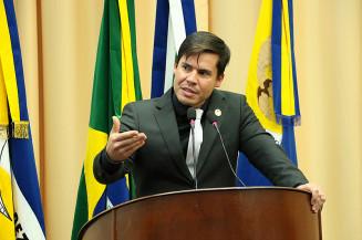Denúncia contra Diogo Castilho vai a plenário no dia 7 (Imagem: Divulgação)