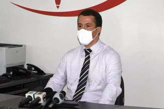 O procurador do Trabalho Jeferson Pereira (Imagem: Campo Grande News)