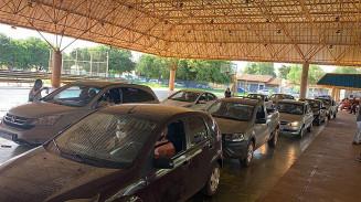 Imunização no Centro poliesportivo, que fica na rua Itamarati, 100, no Jardim Água Boa, será a partir das 08h. Imagem: (Assecom)