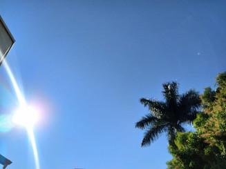 Final de semana sem previsão de chuva em Dourados. Imagem: (Dourados Informa)