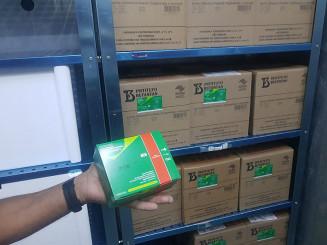 A Secretaria de Estado de Saúde distribuiu aos municípios 990.800 doses da vacina contra Influenza. Imagem: (Divulgação)