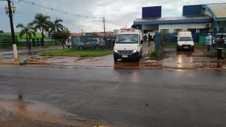 Pacientes seguem viagem para São Paulo. Imagem: (Adilson Domingos)
