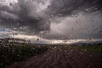 Tempo chuvoso e temperatura amena em Dourados. Imagem: (Divulgação)
