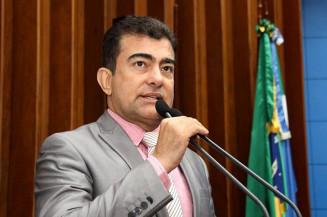 Marçal é coordenador da Frente Parlamentar em defesa da Mulher na Assembleia. Imagem: (Assessoria)