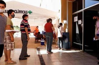 Paraguai superou 400 mil casos e 11 mil mortes desde o início da pandemia (Imagem: Divulgação)