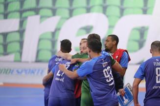 Minas Tênis se classificou para a semifinal da Taça Brasil Sicredi (Imagem: Mônia Cris)