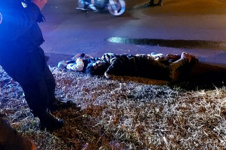 Dois foram executados na fronteira (Imagem: Capitan Bado)
