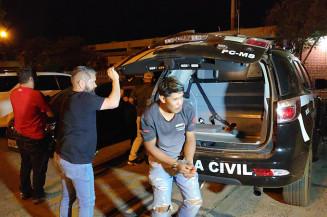 Acusado confessou o crime na delegacia (Imagem: Adilson Domingos)