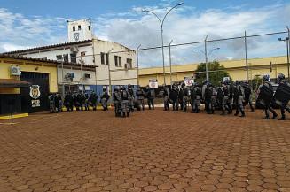 Ação Pente-fino em 2019 na PED (Imagem: Adilson Domingos)