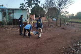 Homem é morto a golpes de faca na aldeia Jaguapiru (Imagem: Adilson Domingos)