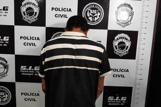 Homem confessou ter matado a vítima por desavença (Imagem: Adilson Domingos)