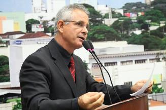 Vereador Sergio Nogueira, de Dourados, é candidato a vice em eleição da UCVMS (Divulgação)