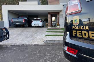 PF deflagra operação em três estados (Imagem: Polícia Federal)