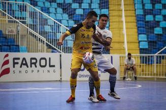 Juventude AG foi semifinalista na Taça Brasil 2020, disputada em Tubarão (Leonardo Hübbe)