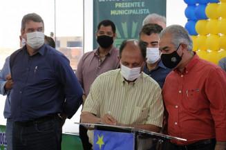 Foram investidos, ainda, R$ 10,3 milhões em obras (Imagem: Assessoria)