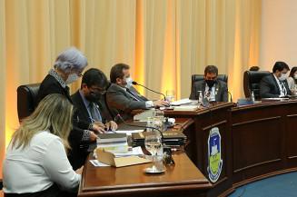 Com 18 votos favoráveis Diogo Castilho é afastado da Câmara (Imagem: Reprodução)