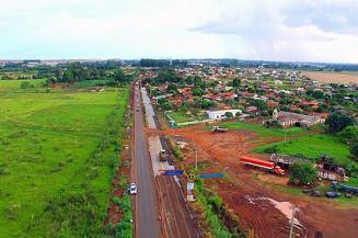 Estado assinou contrato para obra de R$ 7,1 milhões na rodovia MS-157 (Imagem: Assessoria)