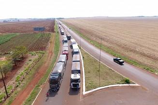 Rodovias são liberadas (Imagem: Rafael Campos)