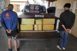 Irmãos presos em Paranhos eram financiados por facção criminosa (Imagem: Adilson Domingos)