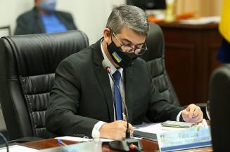 Vereador Fabio Luis, do Republicanos (Divulgação)