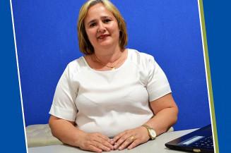 Terezinha, lecionou para jovens e adultos por cinco anos e trabalhou como professora nas séries iniciais (Imagem: Assecom)