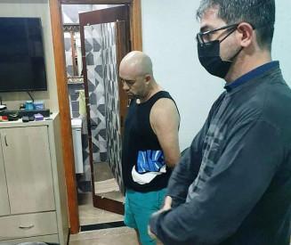 Investigado de participar de chacina que matou quatro pessoas em Pedro Juan Caballero (Imagem: Divulgação)