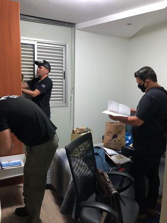 Investigações continuam em Rio Brilhante e Nova Alvorada do Sul (Imagem: Assessroria)