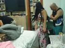 Narcotraficante e namorada em cela de luxo em Pedro Juan Caballero (Imagem: Divulgação)