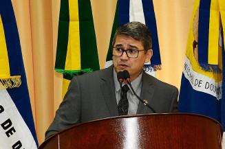 O vereador Fábio Luiz, do Republicanos (Divulgação)