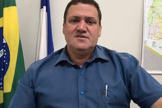 Prefeito Interino Aparecido Geraldo é transferido para o Hospital Regional de Ponta Porã