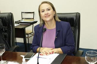 Vereadora Liandra Brambilla, do PTB, será relatora de CPI (Divulgação)