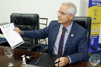 Sergio Nogueira, do PSDB, assume relatoria de CPI (Divulgação)