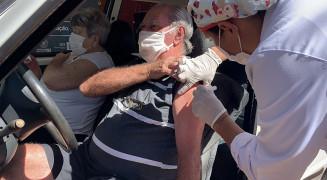 Imunização vai acontecer na unidade da Presidente Vargas, das 8h às 13h. Foto: Assecom