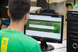 Escolas estaduais continuarão apenas com aulas remotas (Divulgação)