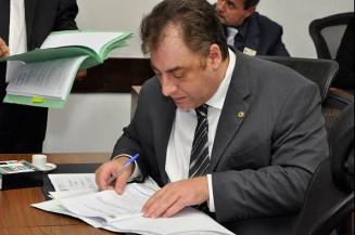 Deputado Neno Razuk já gastou quase R$ 100 mil em verba de gabinete (Divulgação)