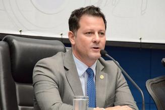Deputado Renato Câmara, do MDB, já gastou quase R$ 900 mil da Ceap só neste mandato (Divulgação)