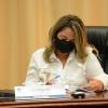 Lia Nogueira justificou afirmando que assessora corria risco de morte (Divulgação)