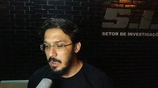 Delegado Cubas relata que assassino confessou ter matado tio para ficar com dinheiro e veículo. Imagem (Adilson Domingos)