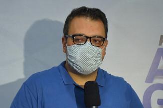 Prefeito de Dourados Alan Guedes, do Progressista (Leandro Silva/Divulgação)