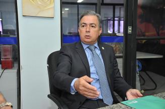 Antonio Carlos Videira foi reeleito representante da regional Centro-Oeste no Colégio Nacional de Secretários de Segurança. Imagem: (Governo do Estado)
