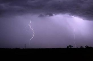 Alerta de tempestade para 41 municípios do MS. Imagem: (Maycon Zanata)