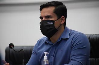 Denúncia contra Diogo Castilho terá de ser levada a plenário (Imagem: Divulgação)