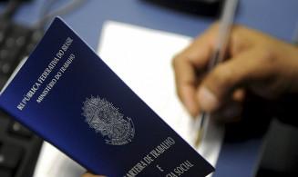 Segundo o Ministério da Economia, em abril, houve 1.381.767 admissões. Imagem: (Agência Brasil)